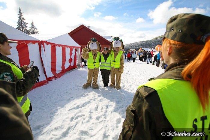 Polana Jakuszycka: Polana Jakuszycka opanowana przez narciarzy – wyniki Biegu Piastów