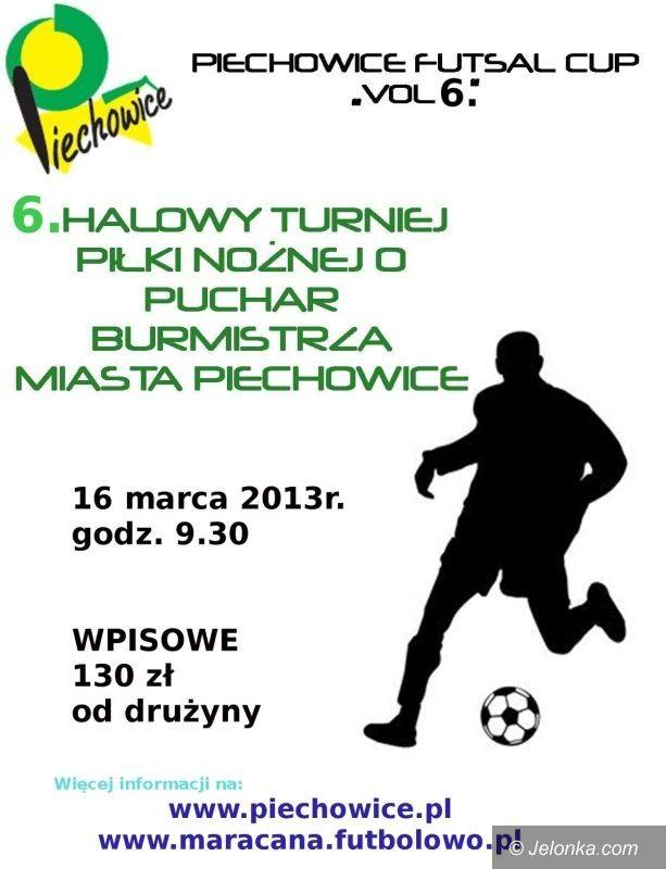 Piechowice: Futsal Cup w Piechowicach – ruszyły zapisy