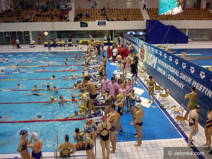 Berlin: Szkoleniowy start naszych pływaków w Berlinie