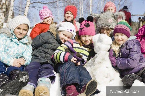 Region: Dolnośląskie zuchy na wyprawie polarnej w Sosnówce