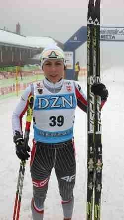 Polana Jakuszycka: Agnieszka Cyl zwycięża w Pucharze Karkonoszy