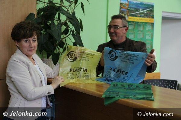 Jelenia Góra: Przed ustawą śmieciową: W Jeleniej Górze rozpoczęła się akcja selekcji odpadów