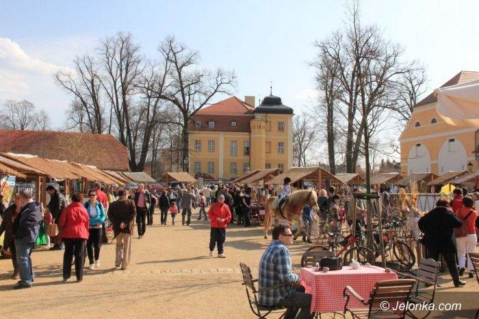 Region: W sobotę i niedzielę Kiermasz Wiosenny w Pałacu i na Folwarku Łomnica