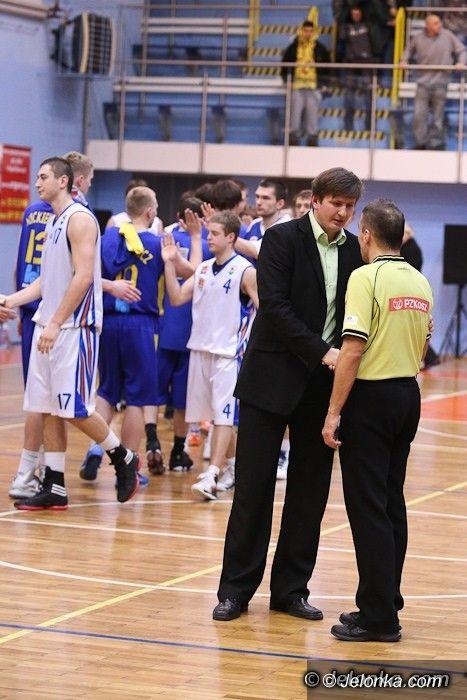 II-liga koszykarzy: Sudety z piątego miejsca w fazie play–off