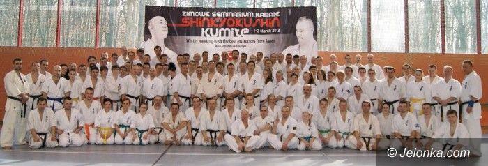 Wałcz: Seminarium karate z czołówką Japonii
