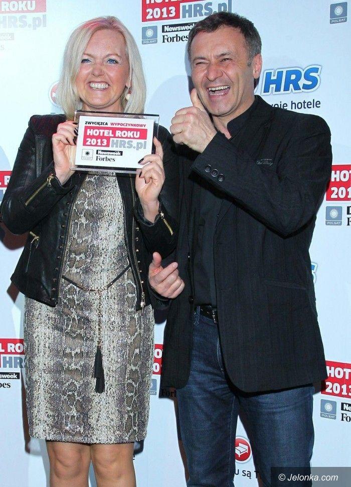 Jelenia Góra: Cieplicki Caspar zdobył tytuł Hotelu Wypoczynkowego 2013