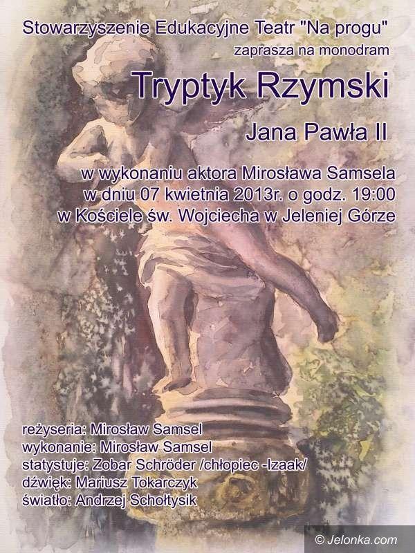 Jelenia Góra: Tryptyk Rzymski w kościele p.w. św. Wojciecha
