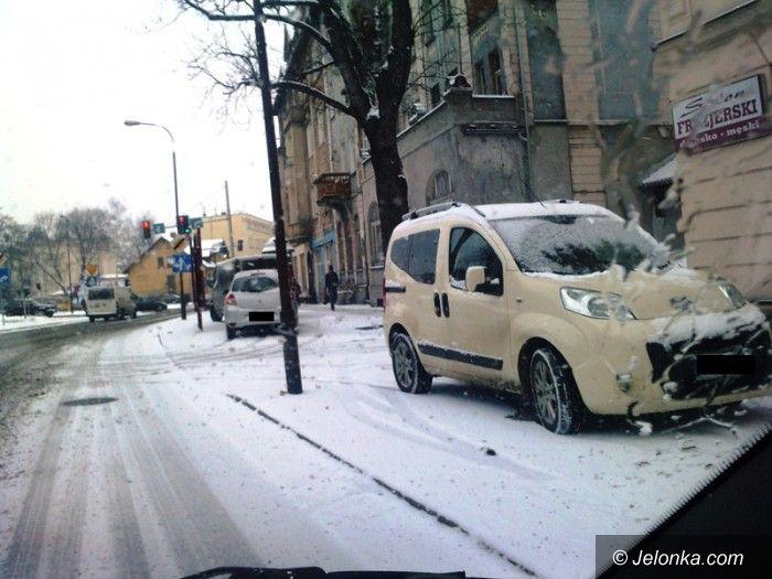 Jelenia Góra: Czytelnik podsumowuje grzechy kierowców