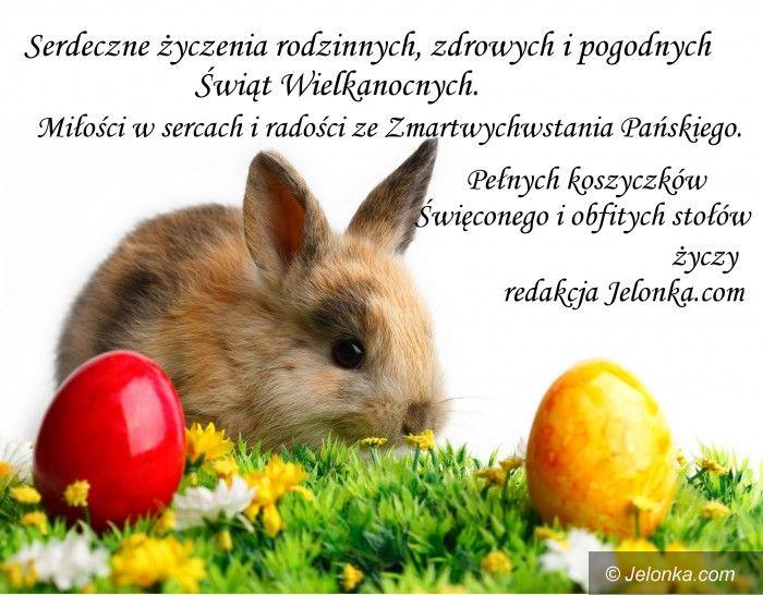 Jelenia Góra: Radosnych Świąt Wielkanocnych!