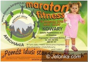 Region: Maraton Charytatywny dla Idusi w Kowarach
