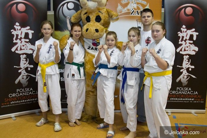 Żary: Sukces Karkonoskiego Klubu Karate Shinkyokushinkai