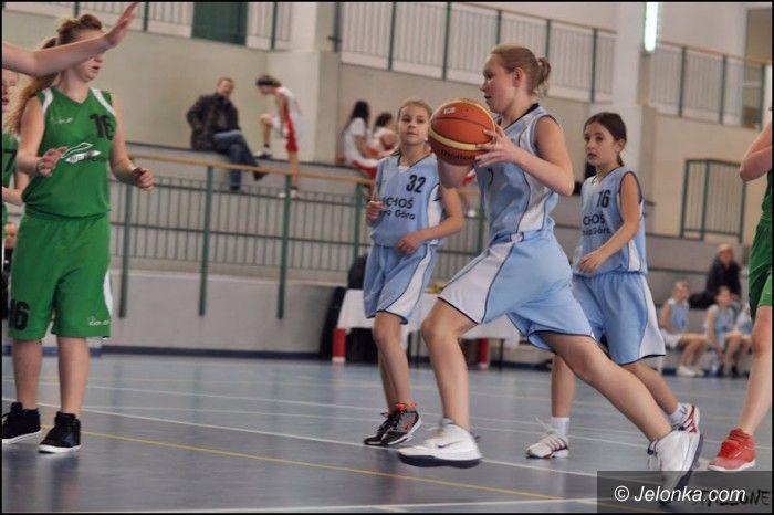 Jelenia Góra: Koszykarska zabawa dzieci z SP 10 i SP 11