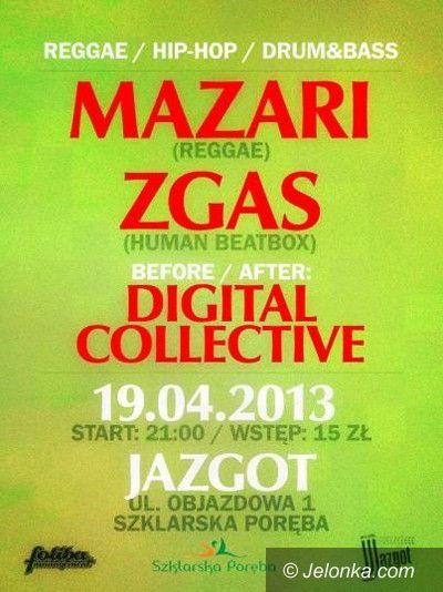 Region: Mazari i Zgas w Szklarskiej Porębie