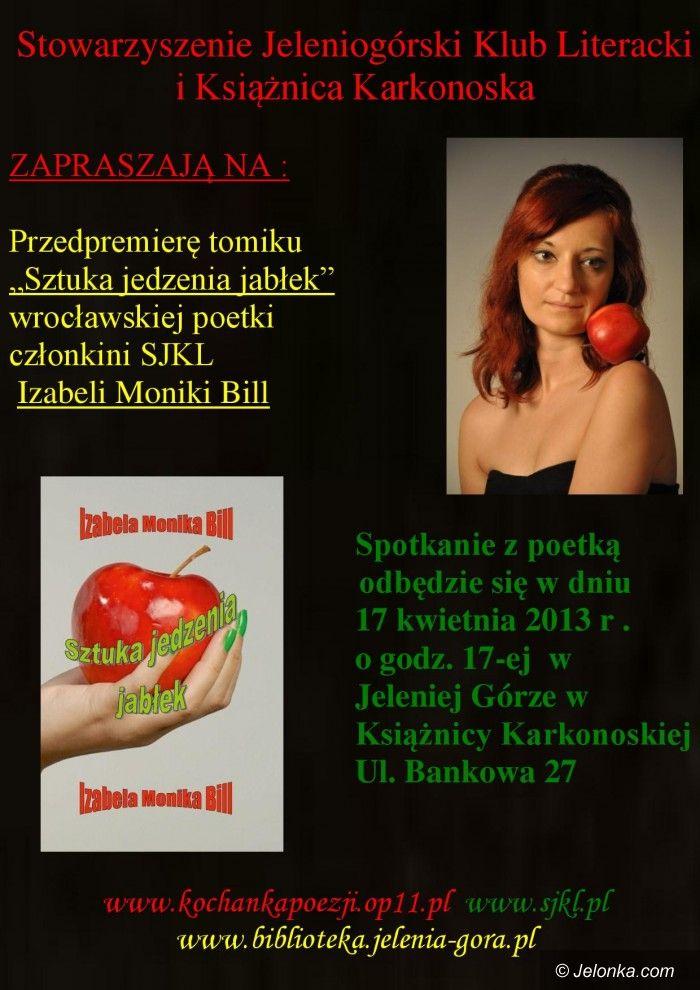 Jelenia Góra: Sztuka jedzenia jabłek w Książnicy Karkonoskiej