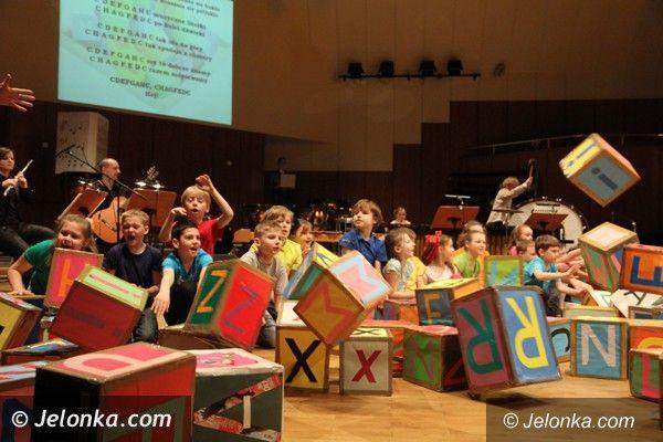 Jelenia Góra: Brzuchaty bęben – kolejny poranek muzyczny w filharmonii