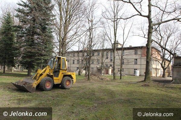 Jelenia Góra: Dom seniora w dawnym cieplickim szpitalu