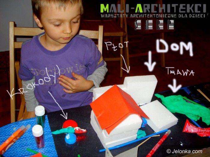 """Jelenia Góra: Mali """"studenci"""" architektury zaliczyli pierwszy semestr!"""