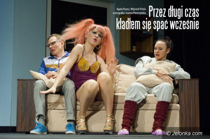 """Jelenia Góra: """"Przez długi czas kładłem się spać wcześnie…"""" – po premierze!"""