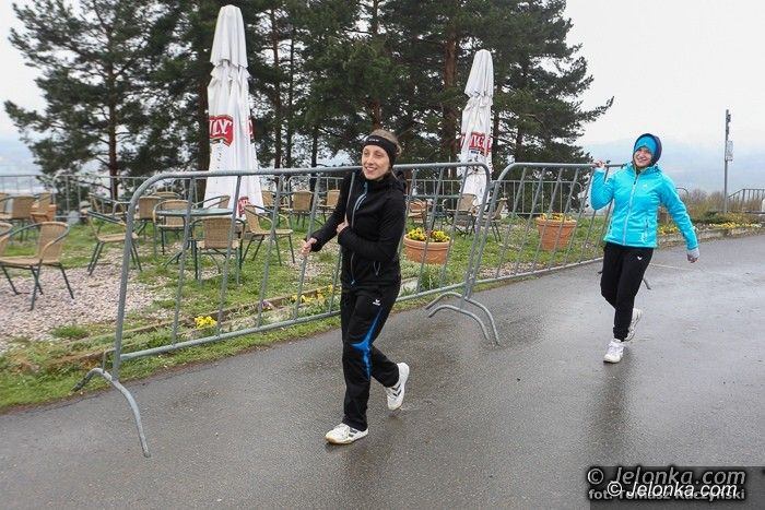 Region: Ekstremalne warunki podczas II edycji KPR Stoor maratonu