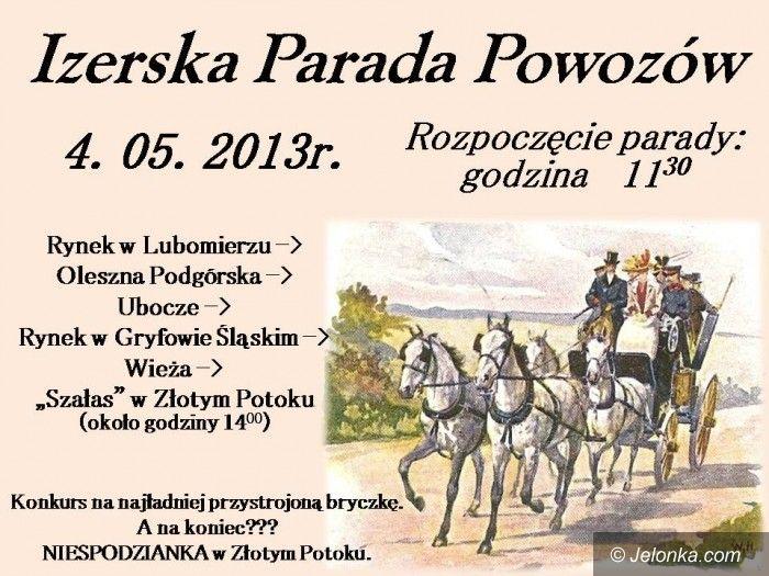 Region: Izerska Parada Powozów już w sobotę