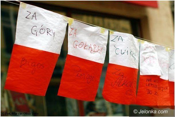 Jelenia Góra: Jutro Dzień Flagi. A ty za co kochasz Polskę?