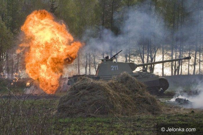 Region: Bitwa czołgów przyciągnęła tłumy!