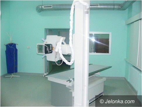 Region: Oddział Chorób Płuc i Gruźlicy w Kowarach po remoncie