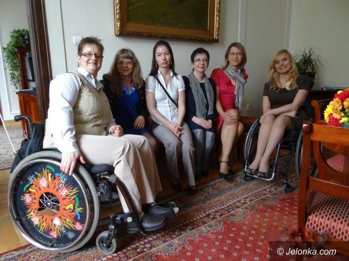 Jelenia Góra: Lucyna Kornobys naszą Lady Disabled