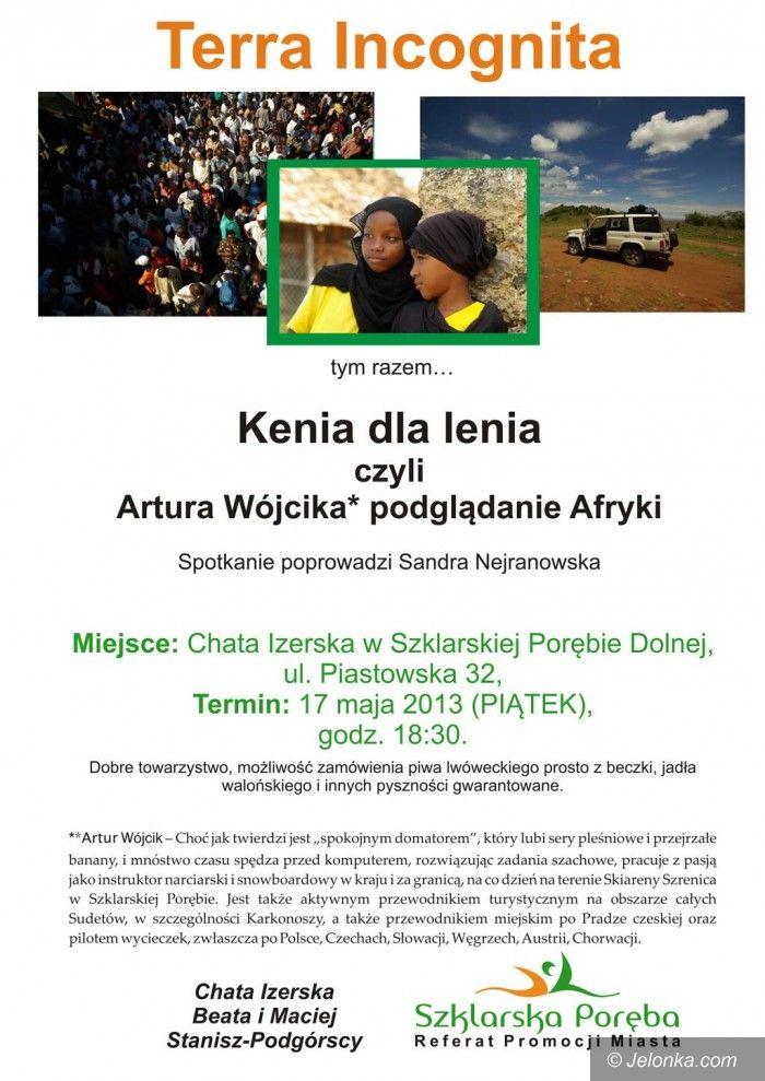 Region: Gorąca Kenia... w Terra Incognita