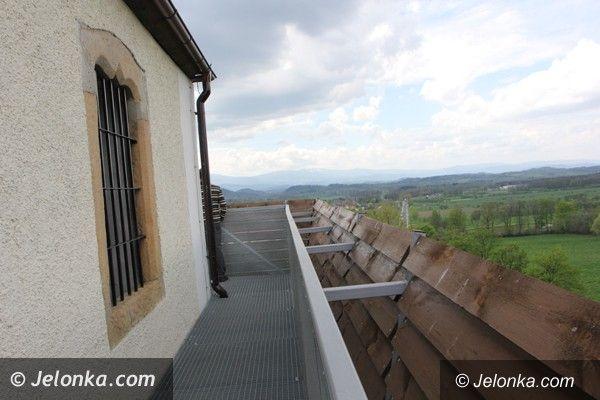 Region: Wieża widokowa w Radomierzu już otwarta, trzeba się tam wybrać!