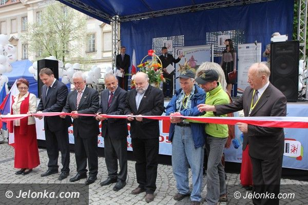 Jelenia Góra/region: TOURTEC z tysiącem atrakcji... jeszcze dzisiaj