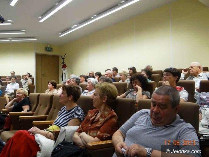 Jelenia Góra: Seniorzy o (nie)bezpieczeństwie