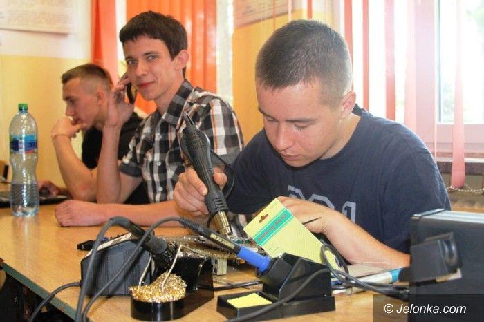Jelenia Góra: Festiwal Nauki w Elektroniku przy Grunwaldzkiej
