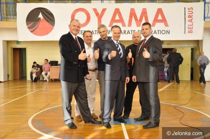 Witebsk: Czwarte miejsce Łukasza Wiśniewskiego w Mistrzostwach Europy Oyama Karate