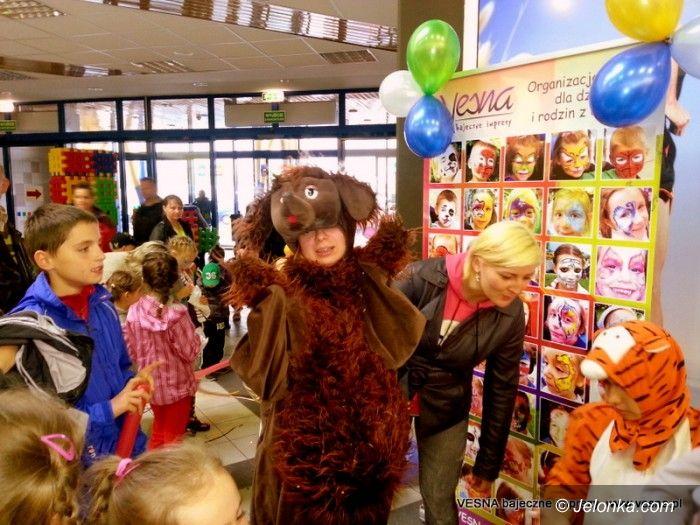 Jelenia Góra: Wspaniała zabawa z psiakami w Centrum Echo