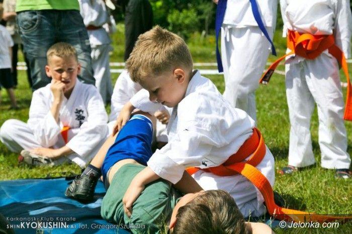 Jelenia Góra: II Karkonoska Olimpiada Profilaktyczna Karate Shinkyokushin