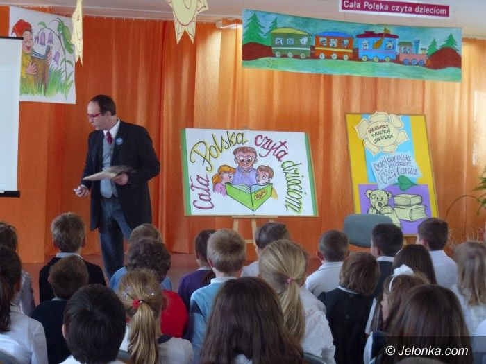 Region: W Karpaczu czytać każdy może