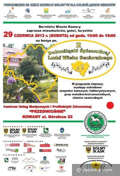 Region: Festyn ŚpiewoGraj już wkrótce w Kowarach