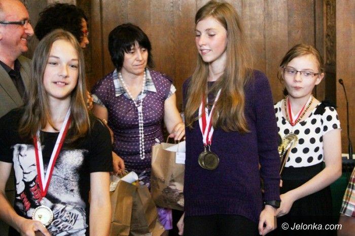 Jelenia Góra: Nagrody i gratulacje dla mistrzów pierwszej pomocy