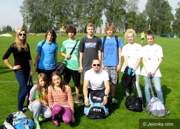 Jablonec: Międzynarodowe sukcesy pływaków Just Swim