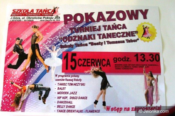 Jelenia Góra: Pokazowy turniej tańca już jutro