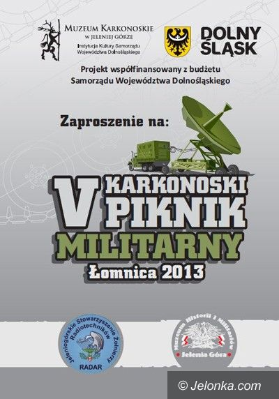 Region: Piknik Militarny w Łomnicy – dzisiaj