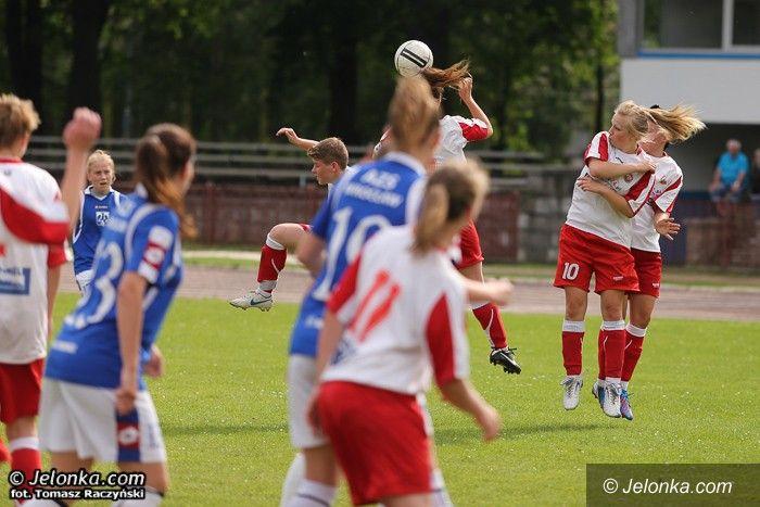 III-liga piłkarska kobiet: AZS II Wrocław triumfuje przy Lubańskiej