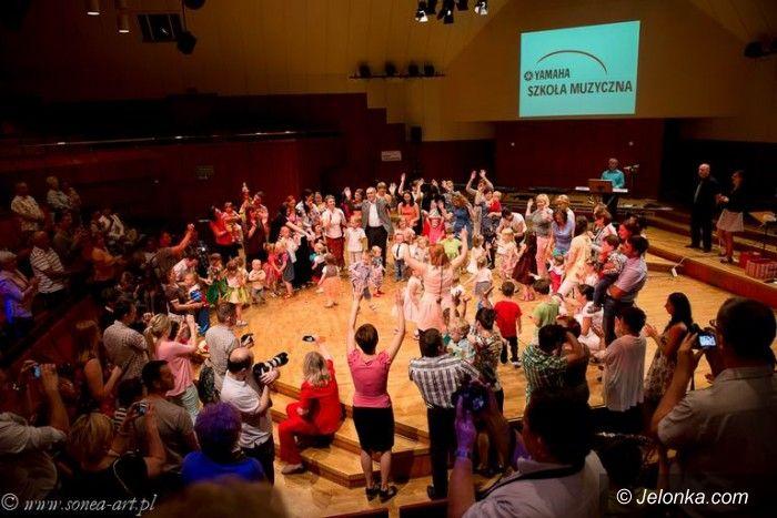 Jelenia Góra: Przepiękne występy młodych muzyków Yamahy