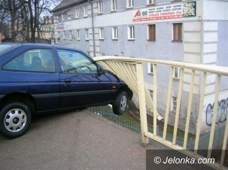 Jelenia Góra: Brawurowa jazda będzie kosztowała około 10 tys. zł