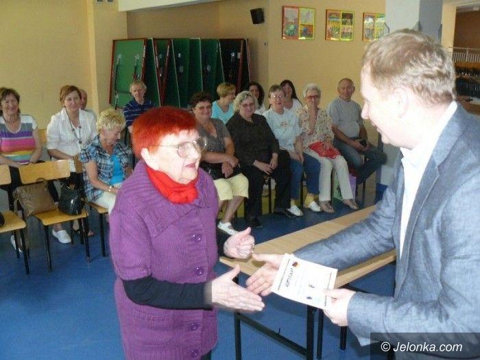 Region: Seniorzy z Karpacza aktywni