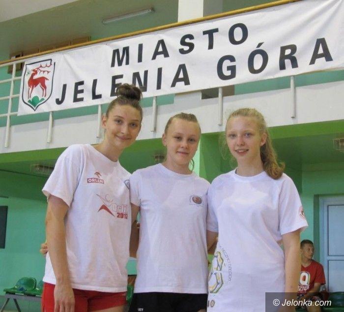 Głuchołazy: Jeleniogórskie szczypiornistki uczestniczkami Ogólnopolskiej Olimpiady Młodzieży