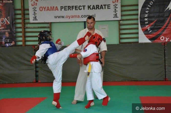 Jelenia Góra: Zawody JK Oyama w Jeleniej Górze