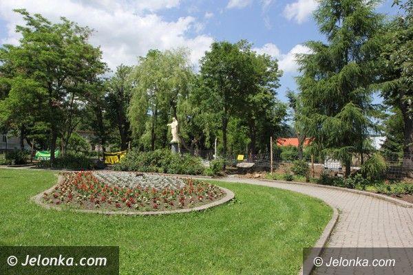 Region: Park w Piechowicach będzie perełką miasta