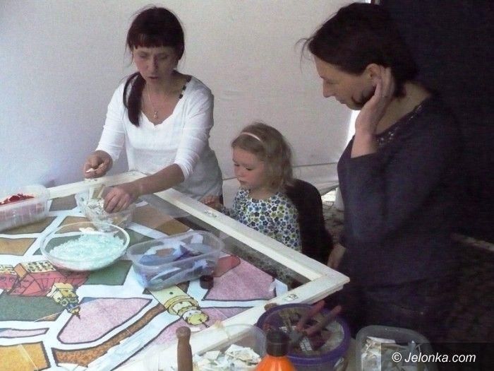 Jelenia Góra: Art & Glass czyli niezwykłe warsztaty kreatywności